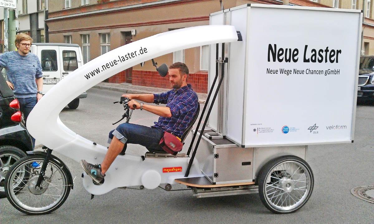 "Cargobike ""Neue Laster"""